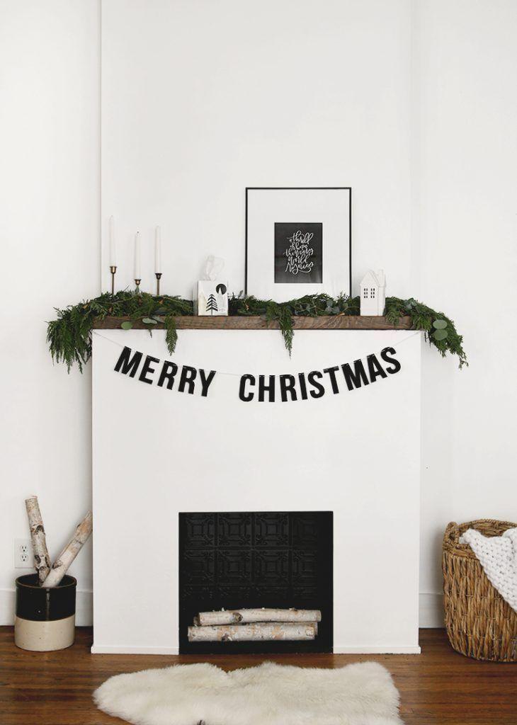 #christmasdecor #diy #christmasgarland