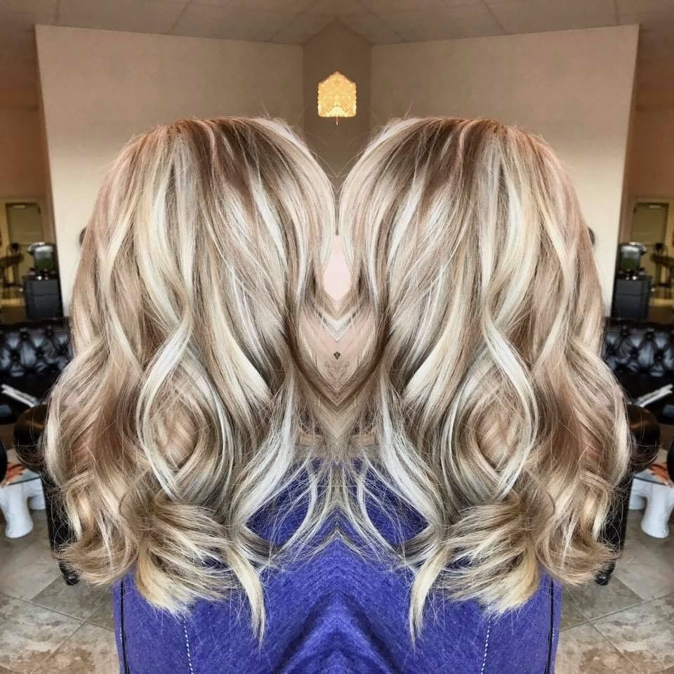 Here are many photos of the many different beautiful colors and techniques offered at Lulu Salon! Come on in and give yourself a new look for the summer! Call now to book your appointment! 5759141948