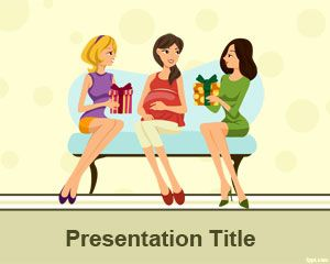Baby shower powerpoint template is a free presentation background baby shower powerpoint template is a free presentation background for power point that you can free download and use for ppt presentations requiring a baby toneelgroepblik Gallery