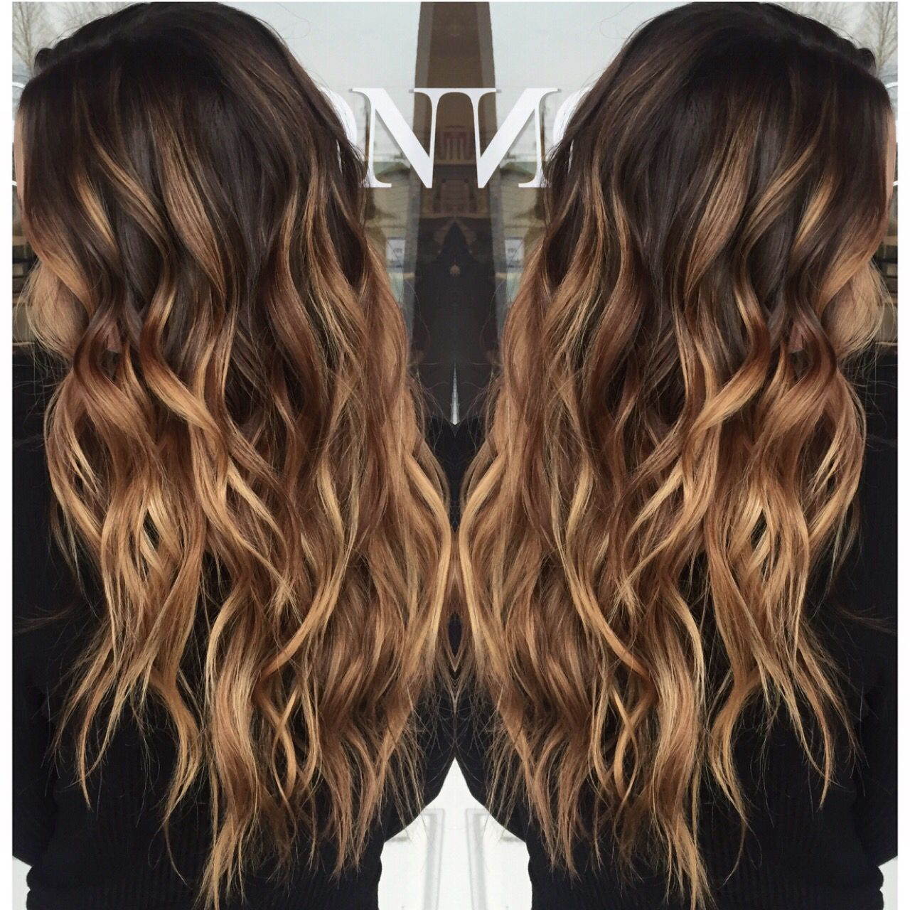 best 25 carmel ombre ideas on pinterest carmel balayage. Black Bedroom Furniture Sets. Home Design Ideas