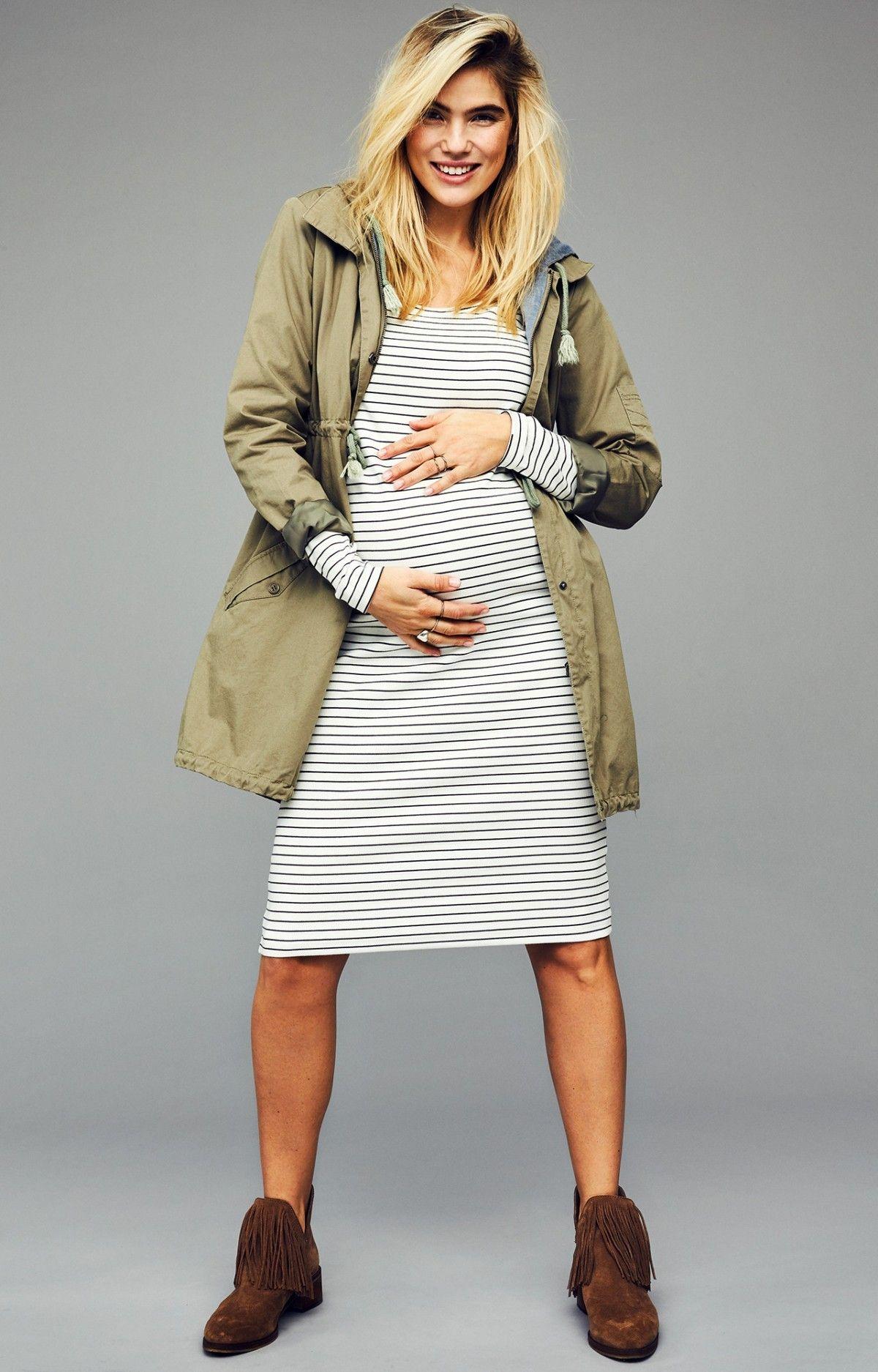 Zwangerschapskleding Zomerjas.Zomerjas Nans Parka Vertiver Zwangerschapskleding Bellyfashion