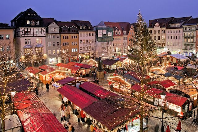 Christkindlmarkt, Germany - what a beautiful experience. This is not a picture I took but I was in awe at every turn. Festive and magical and meaningful and just everything Christmas is to me.