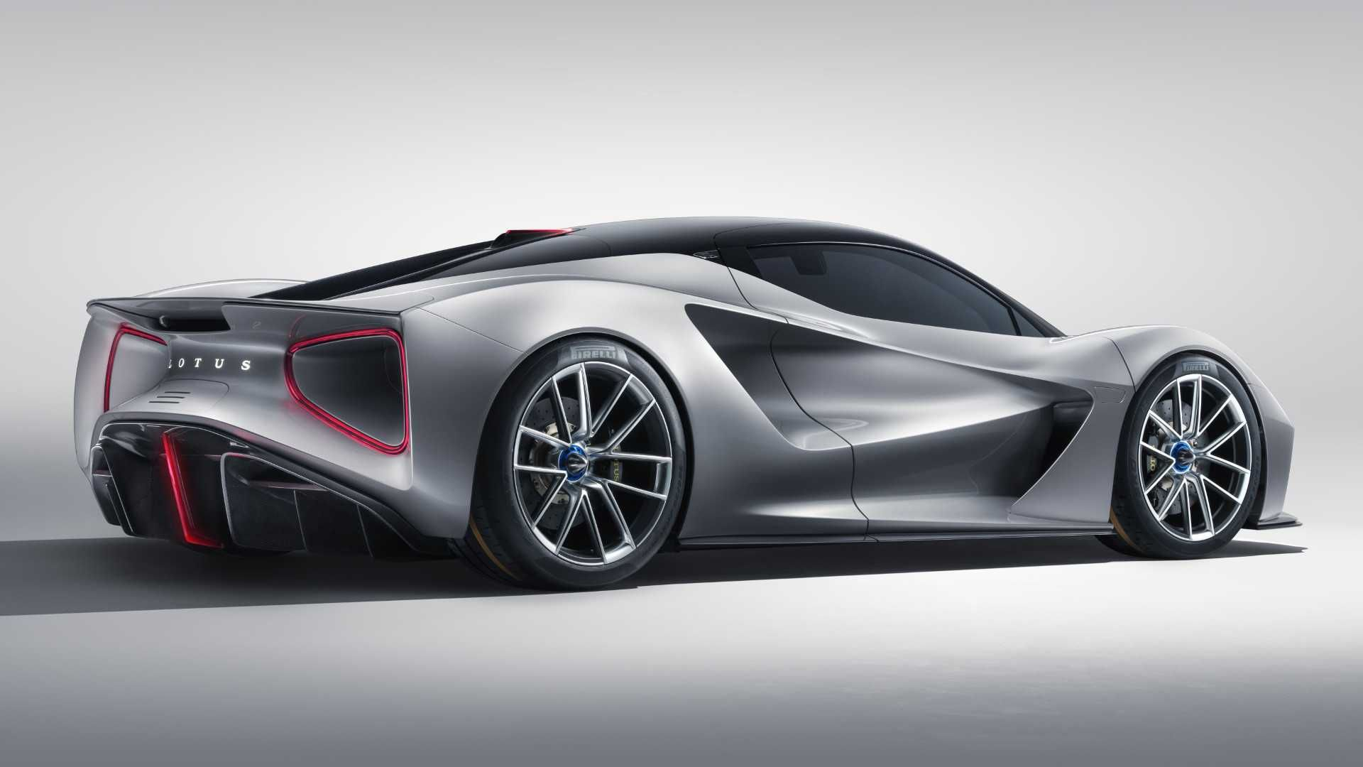 The Lotus Evija Electric Hypercar Is Powered By Four Electric Motors That Generate A Combined 2 000ps 1 973 Horsepower Wh Lotus Car Electric Cars Super Cars
