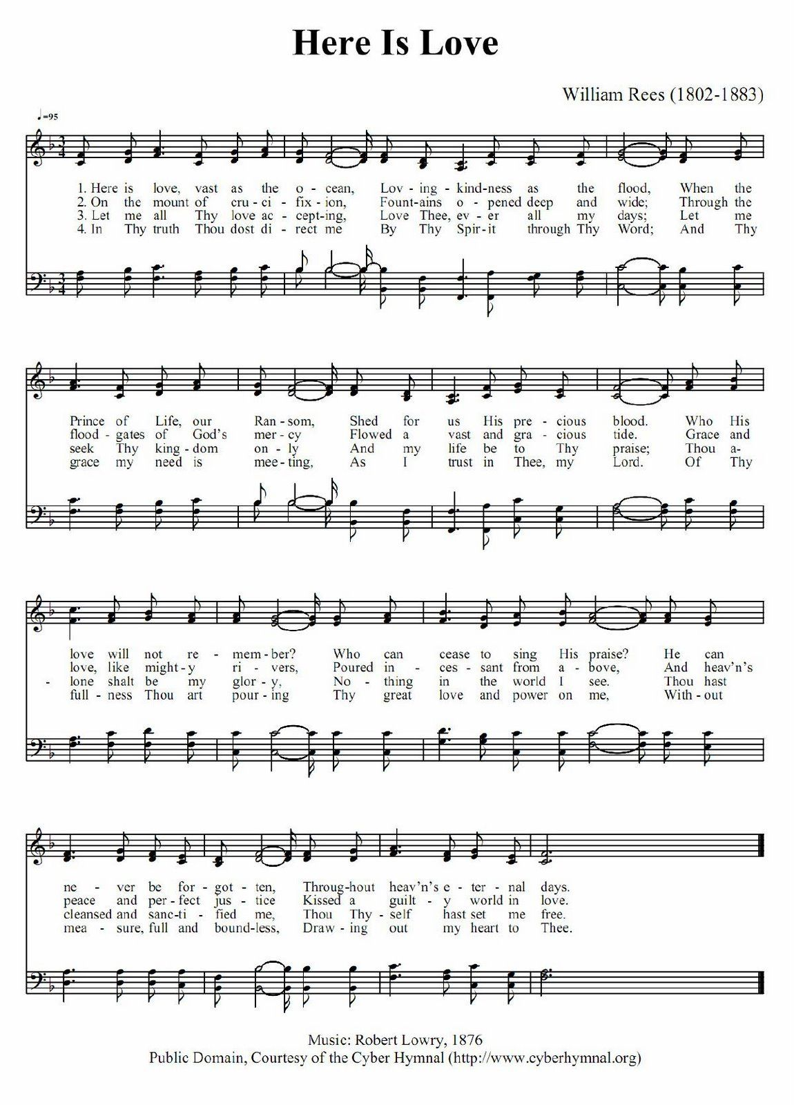 The Cyber Hymnal™