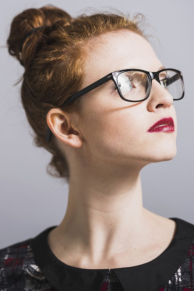 hairstyles to wear with glasses  google search  hair