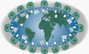 sala-videoconferencia, comunicación con el mundo al instante, con una o miles de personas a la vez y herramientas varias