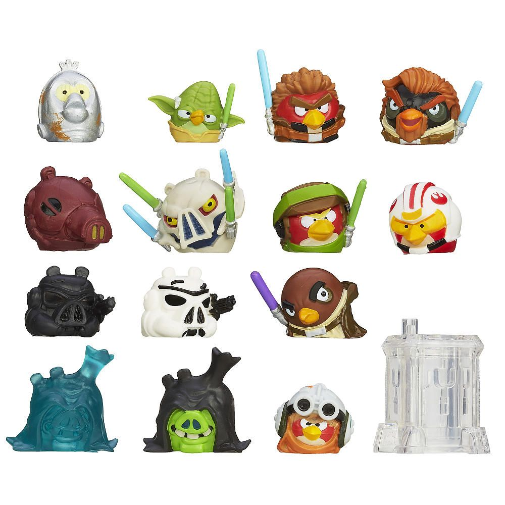 Birds Toys R Us : Star wars angry birds telepods pack hasbro toys quot r us