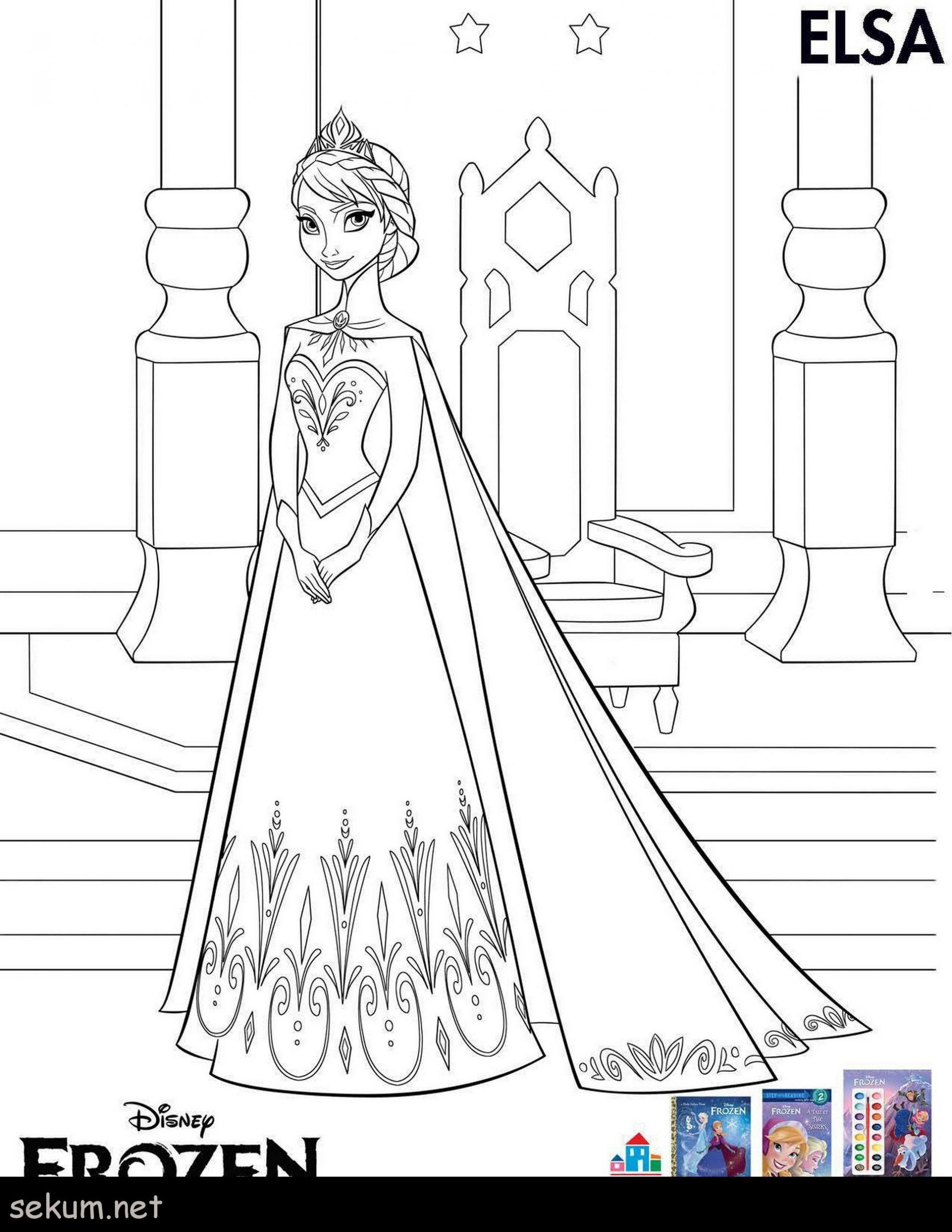 Coloring Pages To Print Frozen Coloring Book Elsa Frozen Coloring Pages To Print Free Pdf In 2020 Frozen Coloring Pages Elsa Coloring Pages Frozen Coloring
