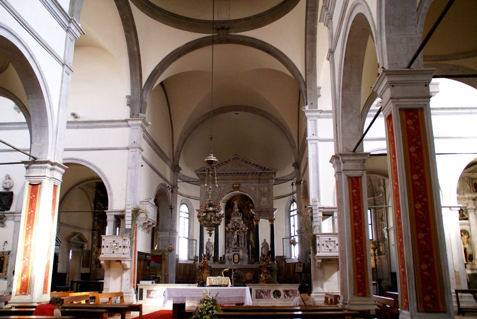 Venedig, Campo Santa Maria Formosa, Chiesa di Santa Maria Formosa | da HEN-Magonza