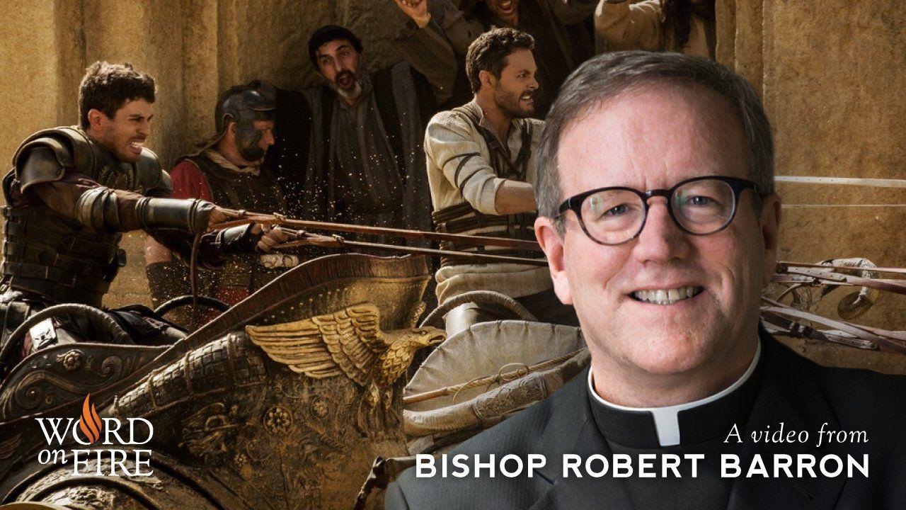 RT @BishopBarron: New Youtube video! - Bishop Barron on Ben-Hur https://t.co/No9fHbbDdC #BenHur #BenHurMovie https://t.co/HHNLKMsshX