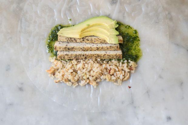 Avocado Spring Rolls Recipe 101 Cookbooks Pinterest Spring
