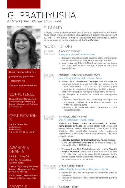 associate professor resume example for work pinterest resume
