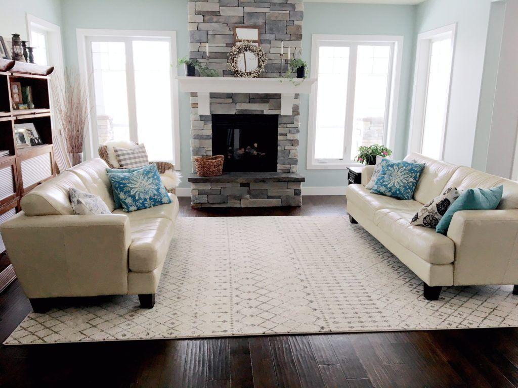 farmhouse area rugs for living room