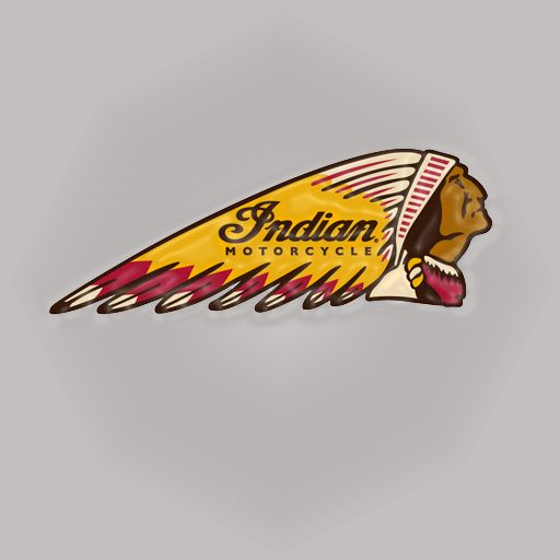 Indian Motorcycles Logo    (Création Personnel)