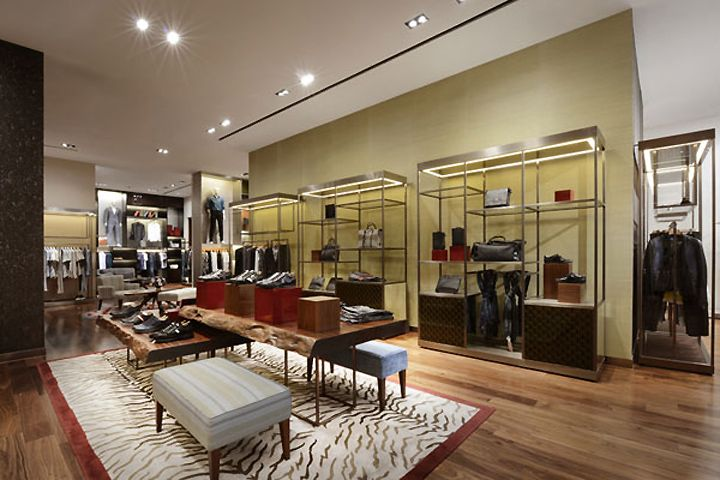 L'Aurora multi brand fashion store in Guangzhou by Stefano Tordiglione Design
