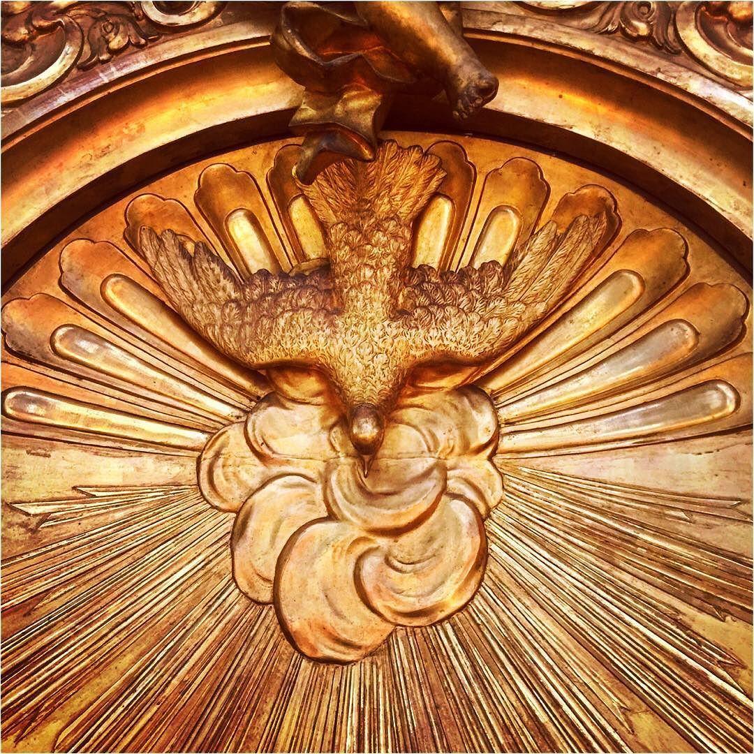 Et dabo vobis Spiritum novum.  Basilica di Santa Maria della Salute Venise - Venezia