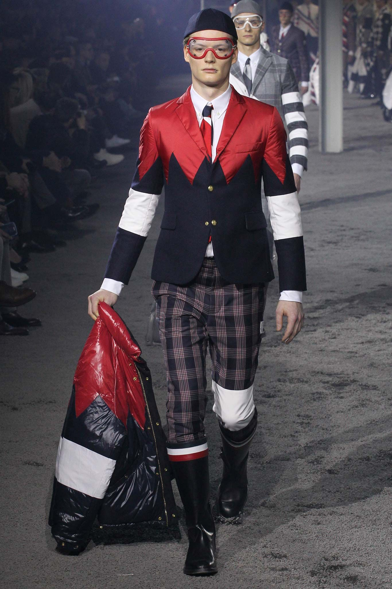 Moncler Gamme Bleu Fall 2015 Menswear - Collection - Gallery - Style.com