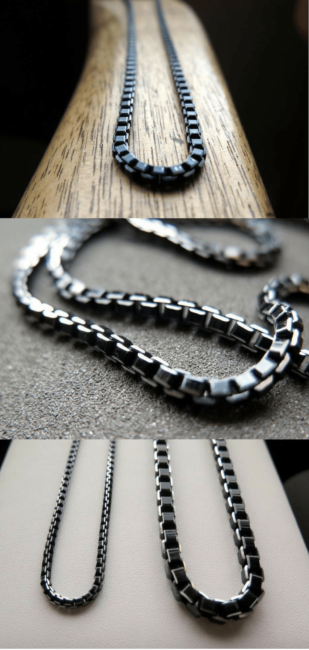 13++ Mens jewelry box for chains viral