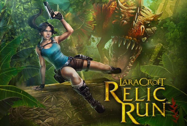 Download Lara Croft: Relic Run Mod APK + OBB Data Unlimited