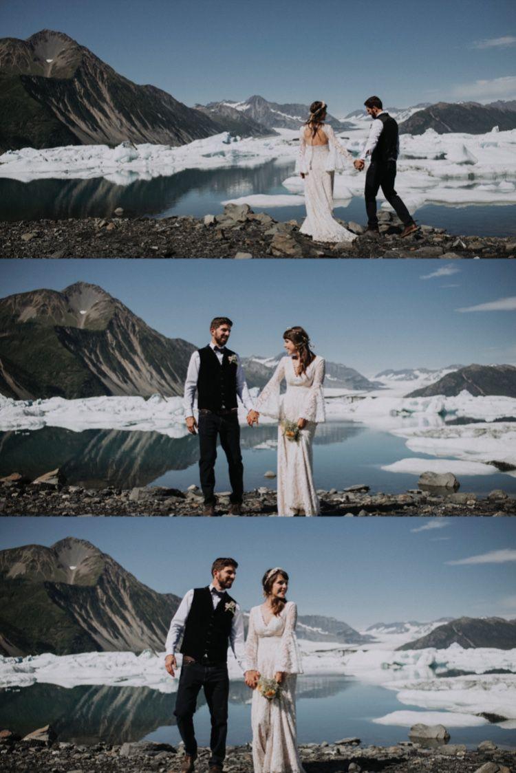 Remote Alaska Elopement - Macy Spencer Photography