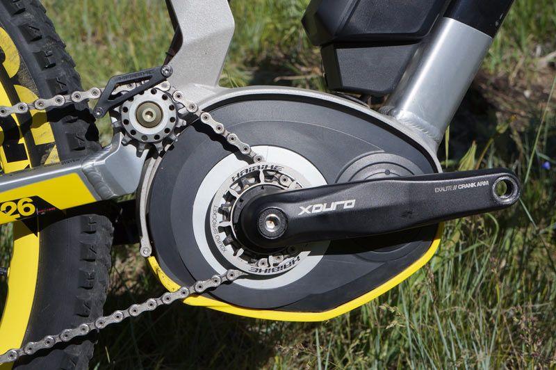 E-Bike Tech Comparison: Bosch Frame Mounted Motors vs  Bion