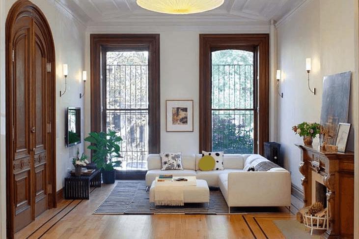 Interior Design Ideas Brooklyn Parlor Layout Josephine Townhouse