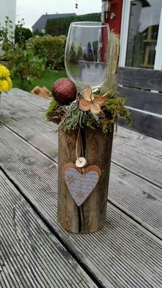 7 Schön Deko Auf Baumstamm Weihnachten Pinterest Deko
