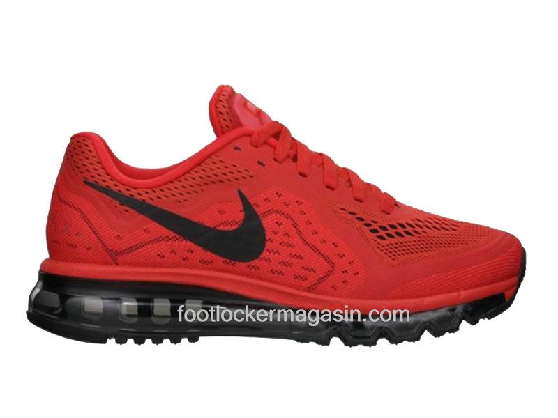 air max de couleur rouge