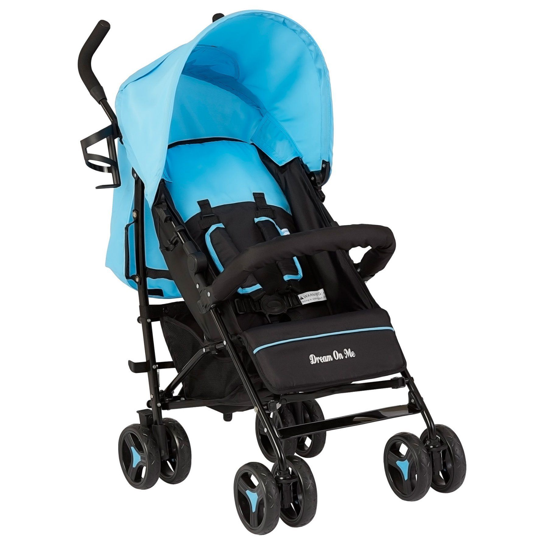 Dream on Me Jasper Lightweight Stroller Blue 459BLUE