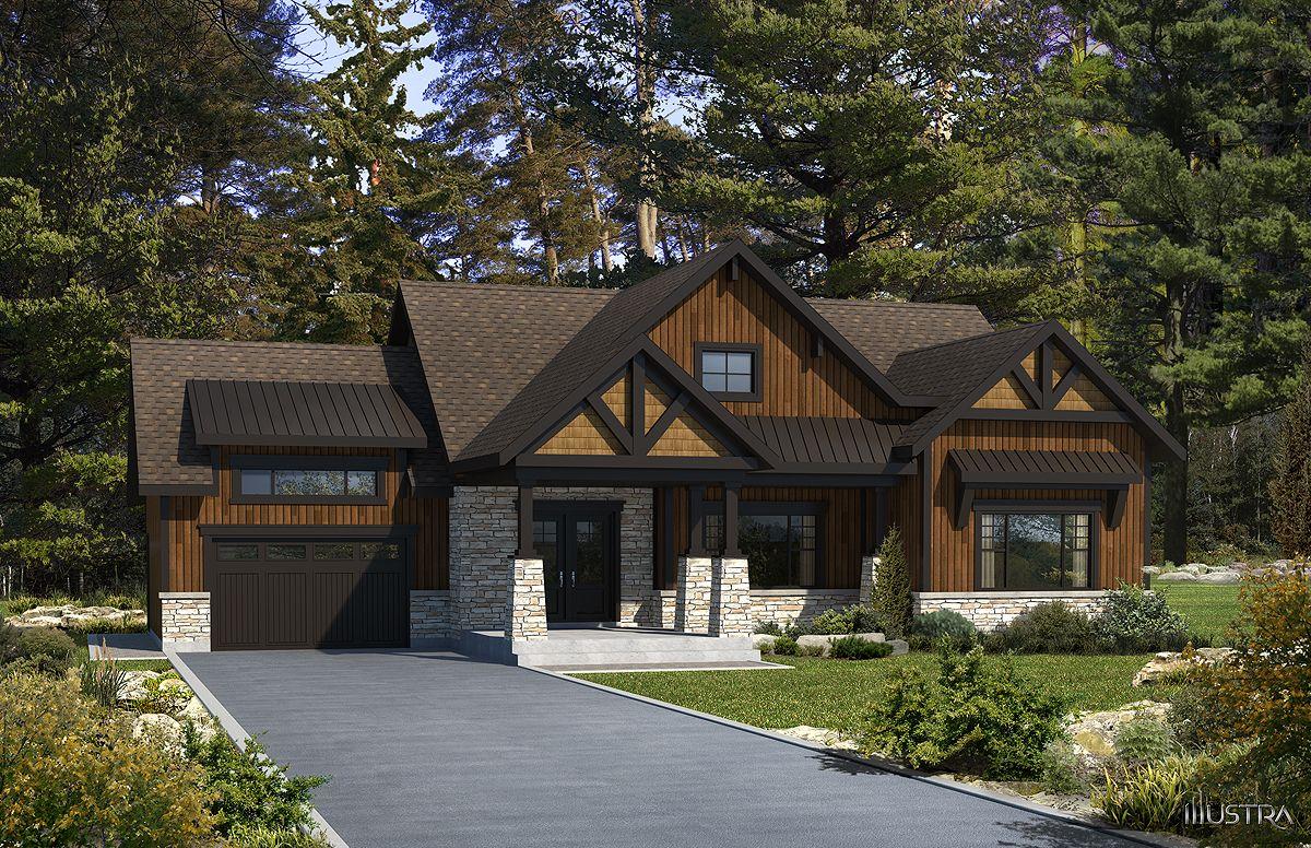 Canada Les 100 Plans De Maison Favoris Plans 15