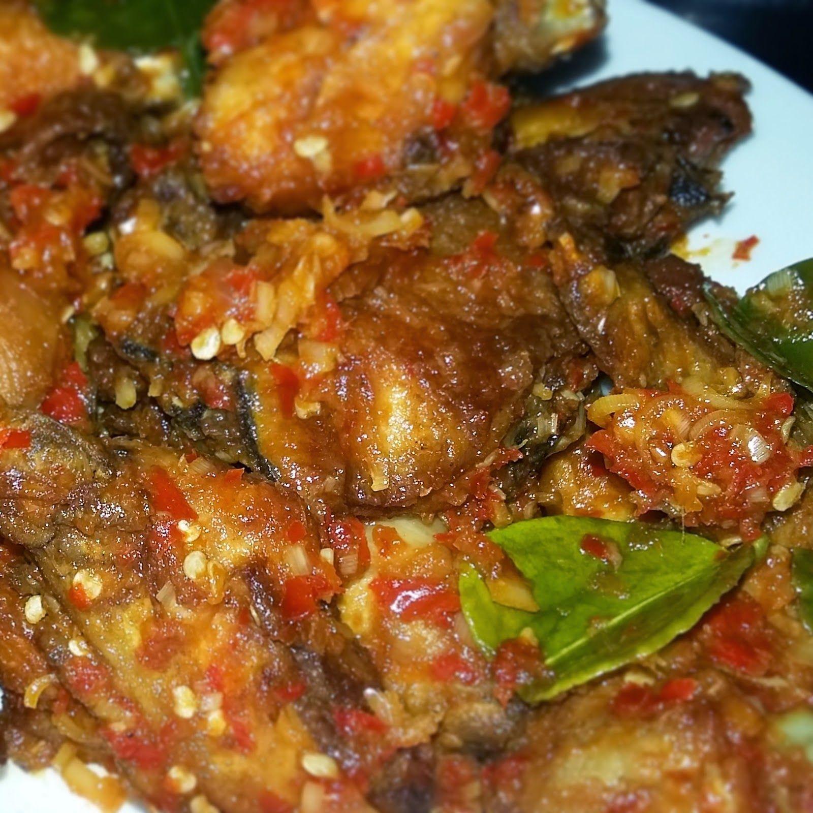 Resep Ayam Rica-Rica ~ Banyak sekali kreasi masakan ayam, di negeri ...