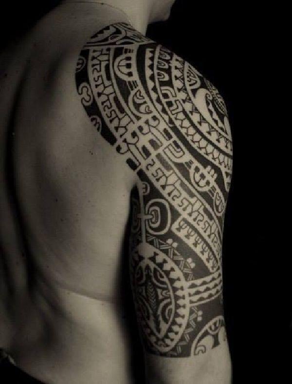 925e92609 Tribal Artist Dmitry Babakhin | Tatouages polynésiens | Maorie ...
