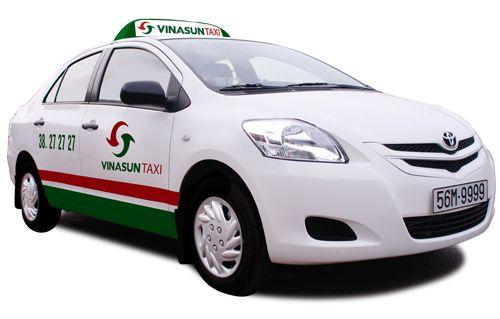 taxi vinasun nha trang