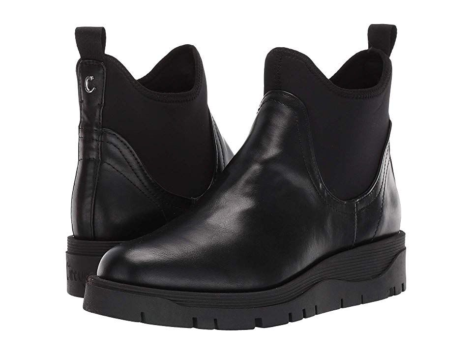 Circus by Sam Edelman Reana Women's Boots Black | Pull on