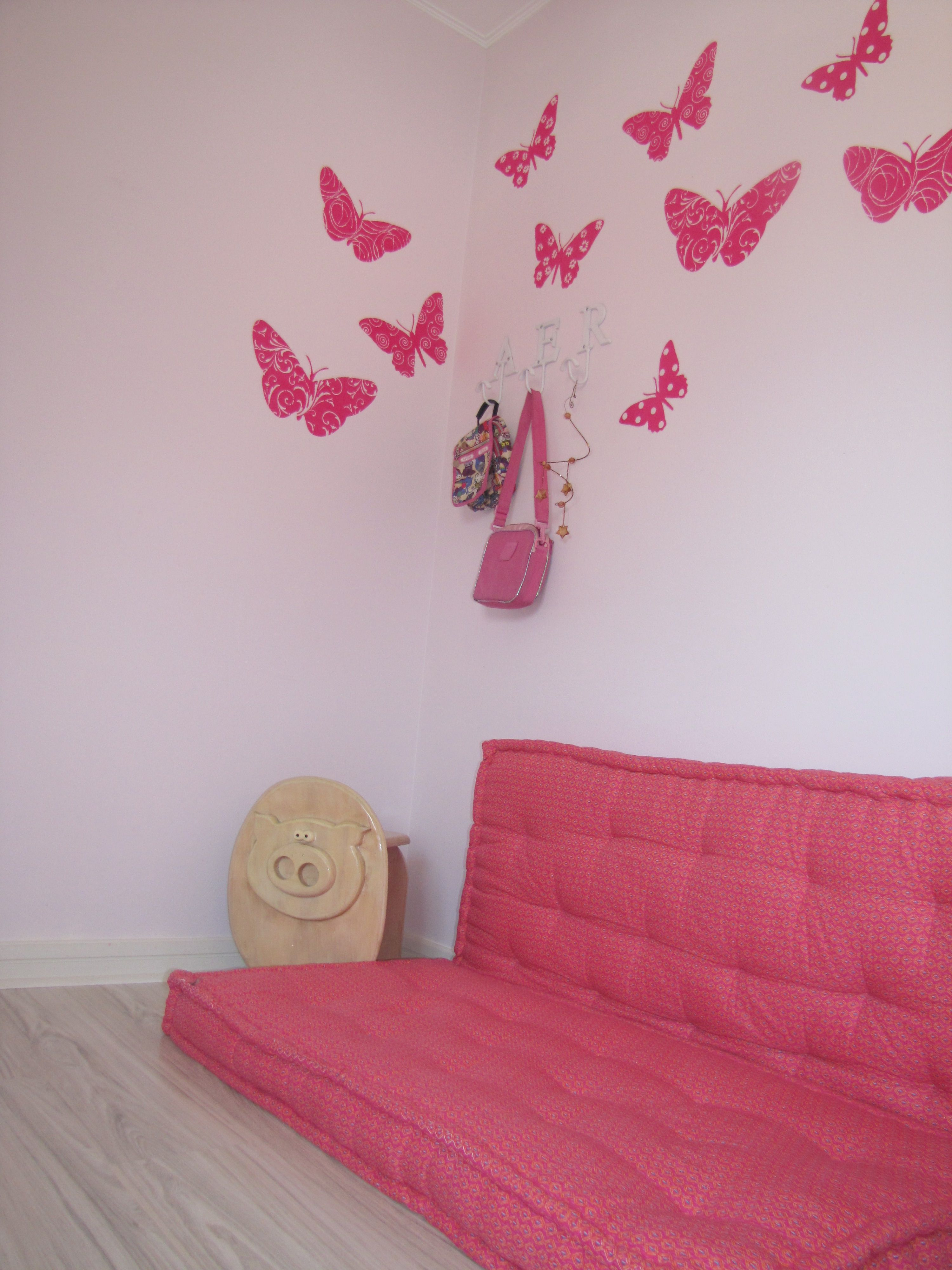 Dormitorio de ni a decoideas pinterest dormitorio de for Dormitorios de ninas