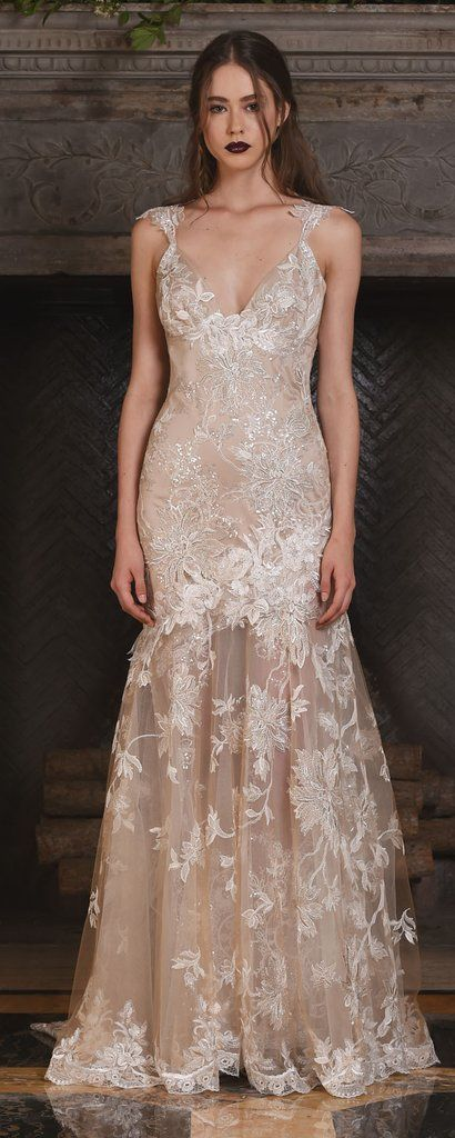 d6552b2af14 Claire Pettibone Couture Vinatge Wedding Dresses 2017 Noel   http   www. himisspuff