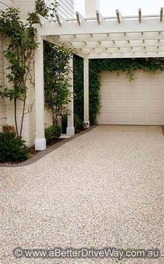 Image Result For Pergola Over Driveway Home Sweet Home
