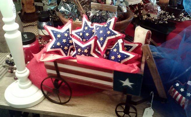 Lovely Memorial Day Americana America Decor Garden Flags Home Decor
