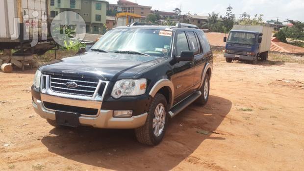 Tokunbo Ford Explorer Lagos  Black For Sale In Lagos Buy Trucks From Ogbonna Motors On Jiji Ng