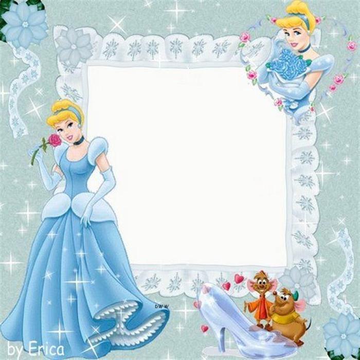Cinderella Frame | WHAT TO WRITE ? | Pinterest
