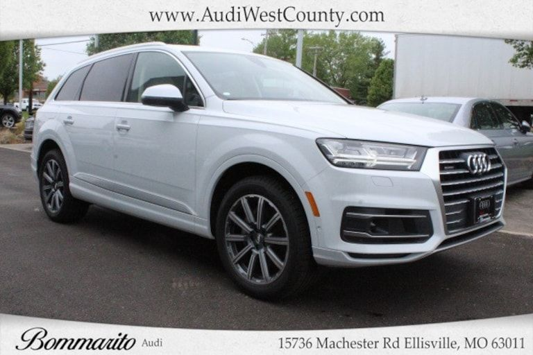 new 2019 audi q7 for sale ellisville mo wa1lhaf77kd019523 audi q7 audi audi cars pinterest