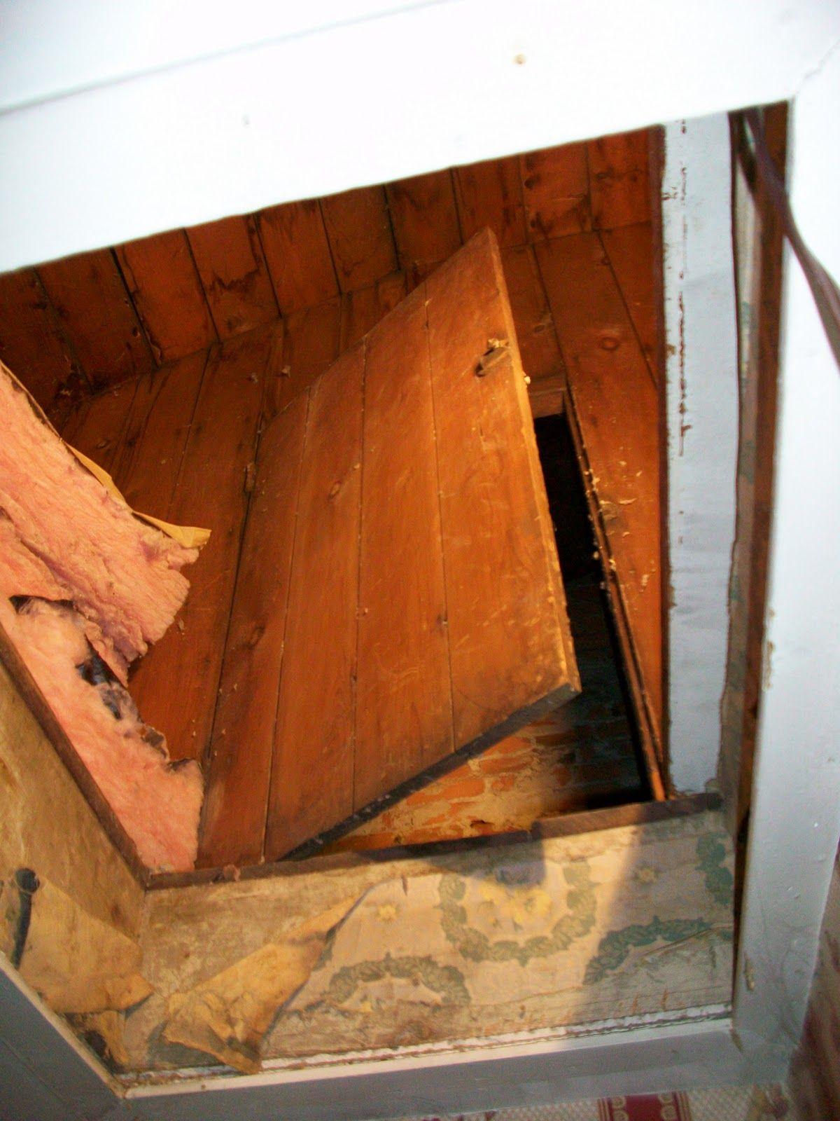 Michigan Underground Railroad Secret Room Tour