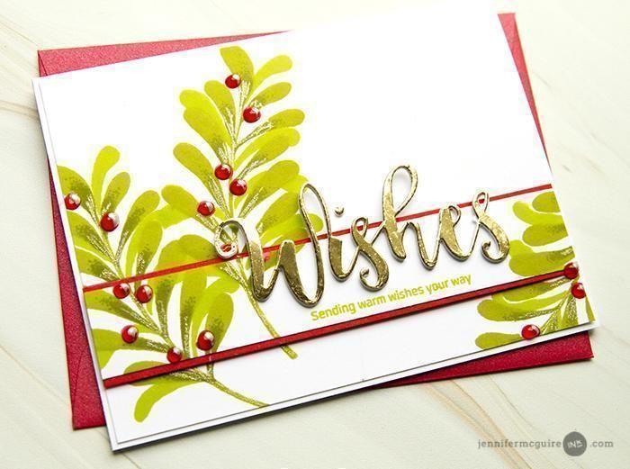 Majestic mistletoe stamp set mistletoe stamps and cards card ideas majestic mistletoe m4hsunfo