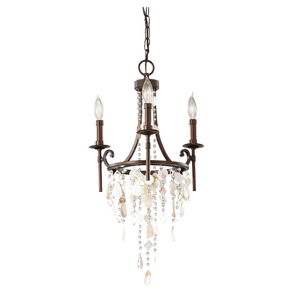 This Elegant Chandeliers Mi Crystal With Mother Of Pearl Tear Drops Great For Small Es Like Bedrooms And Bathrooms Chandelier Find It