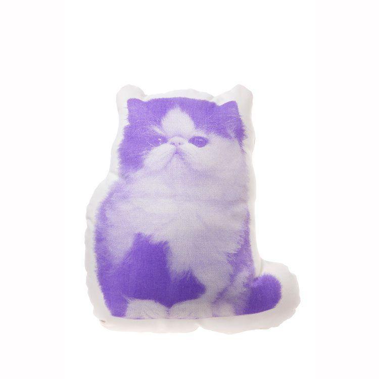 Fauna cat pillow