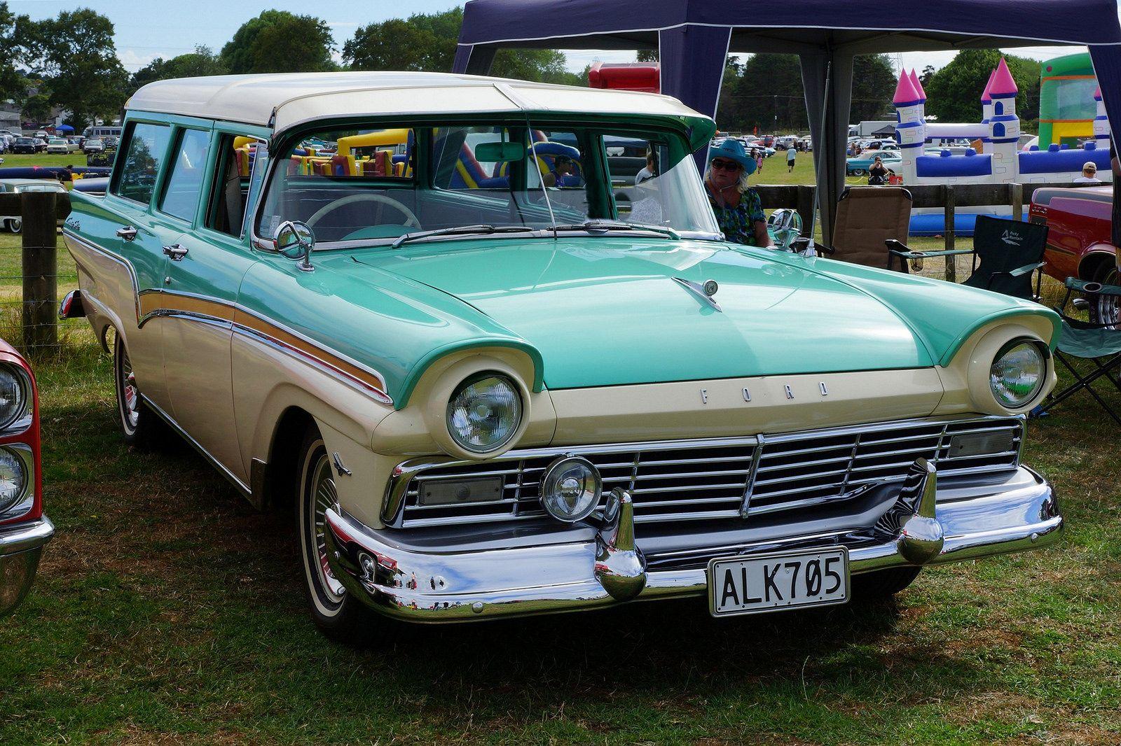 1957 Ford Country Wagon 60s Pinterest Cars And Vehicles 1953 Plymouth Savoy At Kumeu Nz Car Station