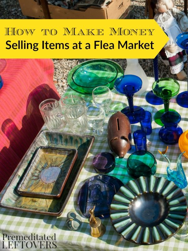 how to make money selling business ideas