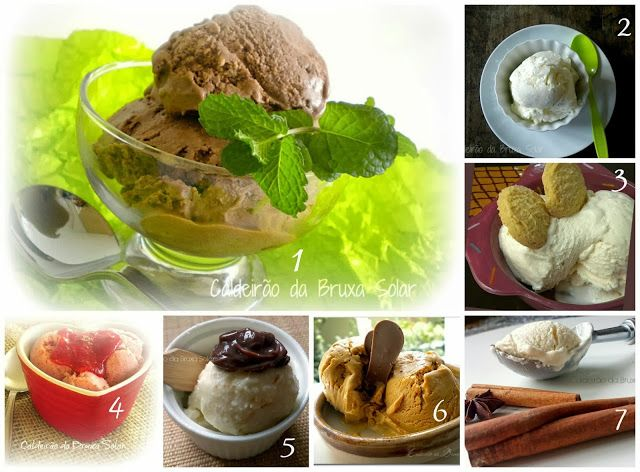 7 specials Ice Cream recipes