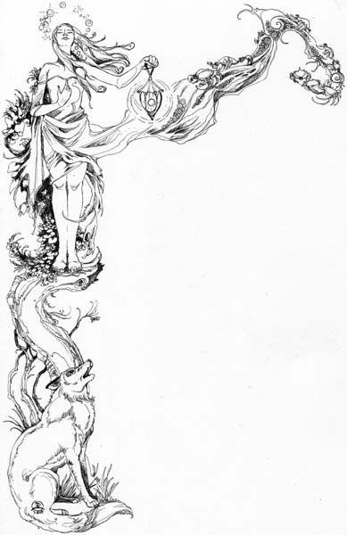 Stephanie Pui-Mun Law - Shadowscapes Tarot - Fantasy Art | coloring ...