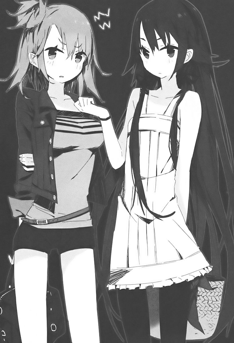 Yui & Yukino | Yahari Ore no Seishun Love Comedy wa ...